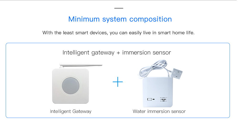 Smart Water Immersion